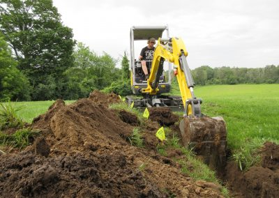 Trench Digging